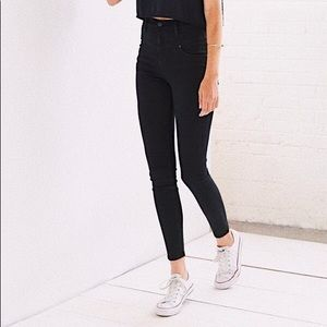 🌟URBAN OUTFITTERS🌟 black skinny jeans
